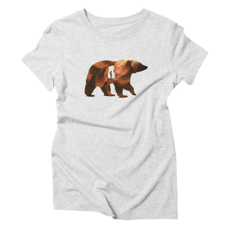 One with Nature Women's Triblend T-shirt by Buko