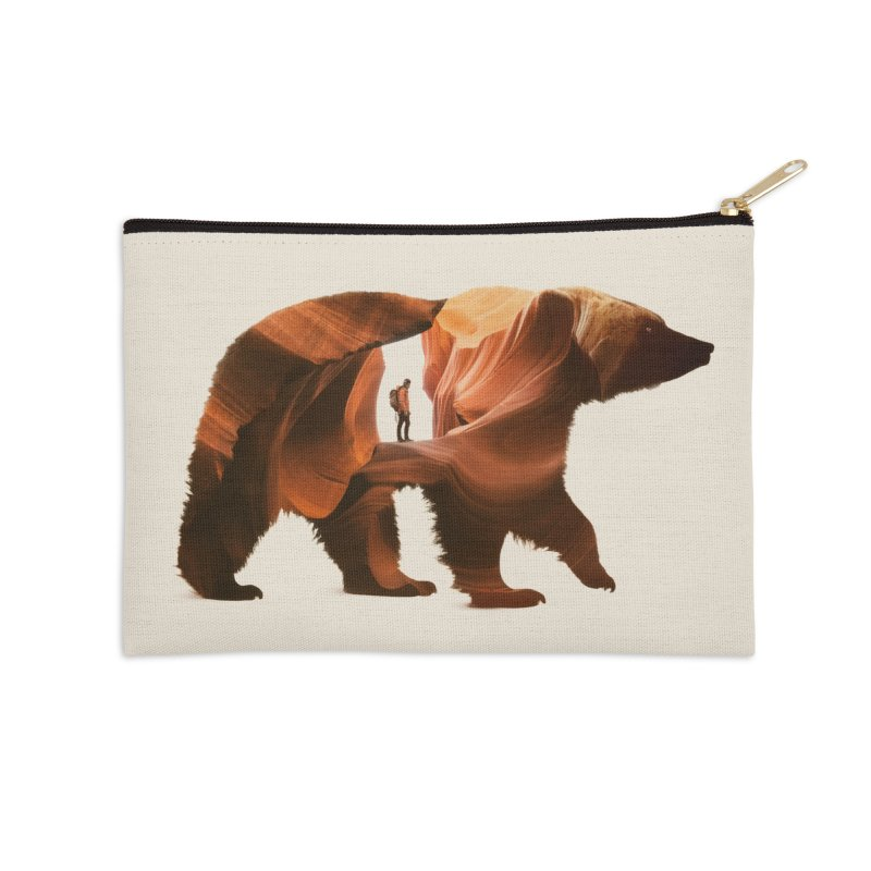 One with Nature Accessories Zip Pouch by Buko