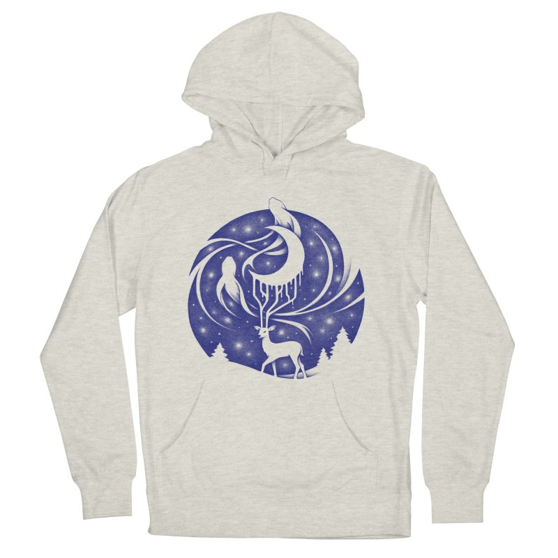 Spirits of the Night Men's Pullover Hoody by Buko