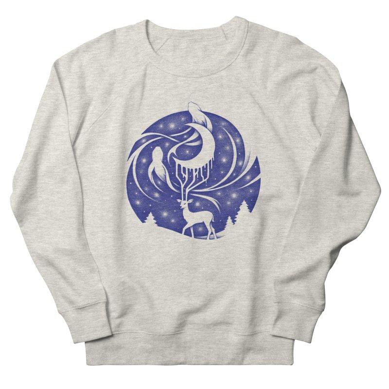 Spirits of the Night Men's Sweatshirt by Buko