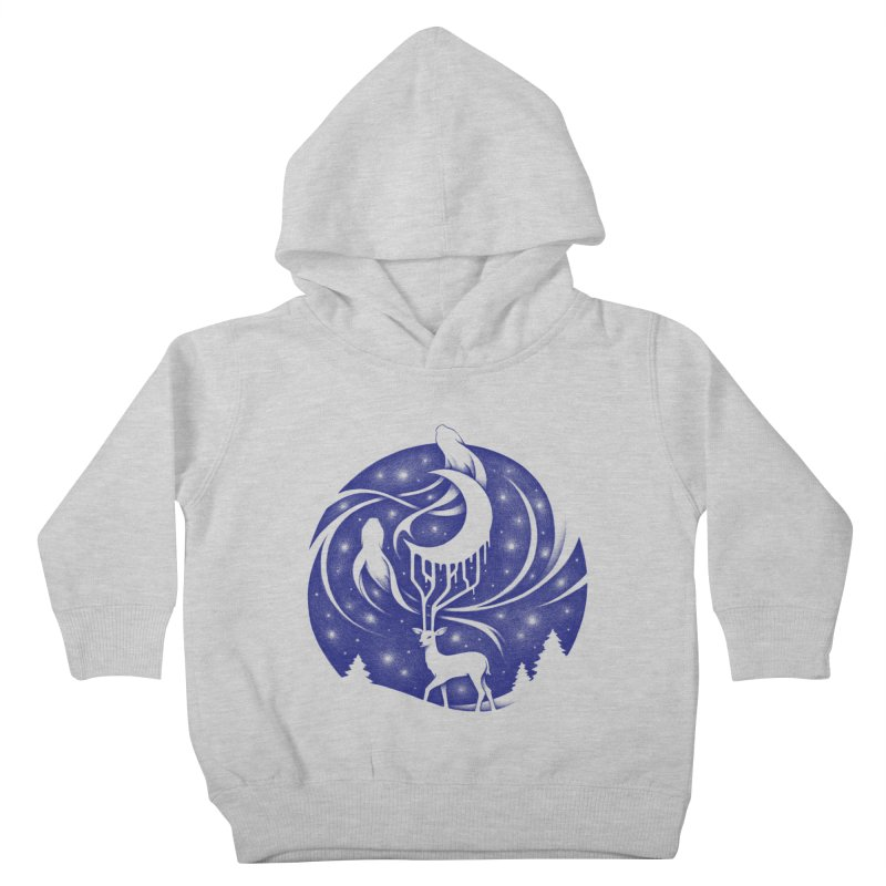 Spirits of the Night Kids Toddler Pullover Hoody by Buko