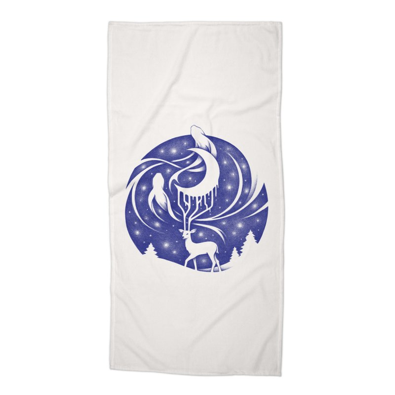 Spirits of the Night Accessories Beach Towel by Buko