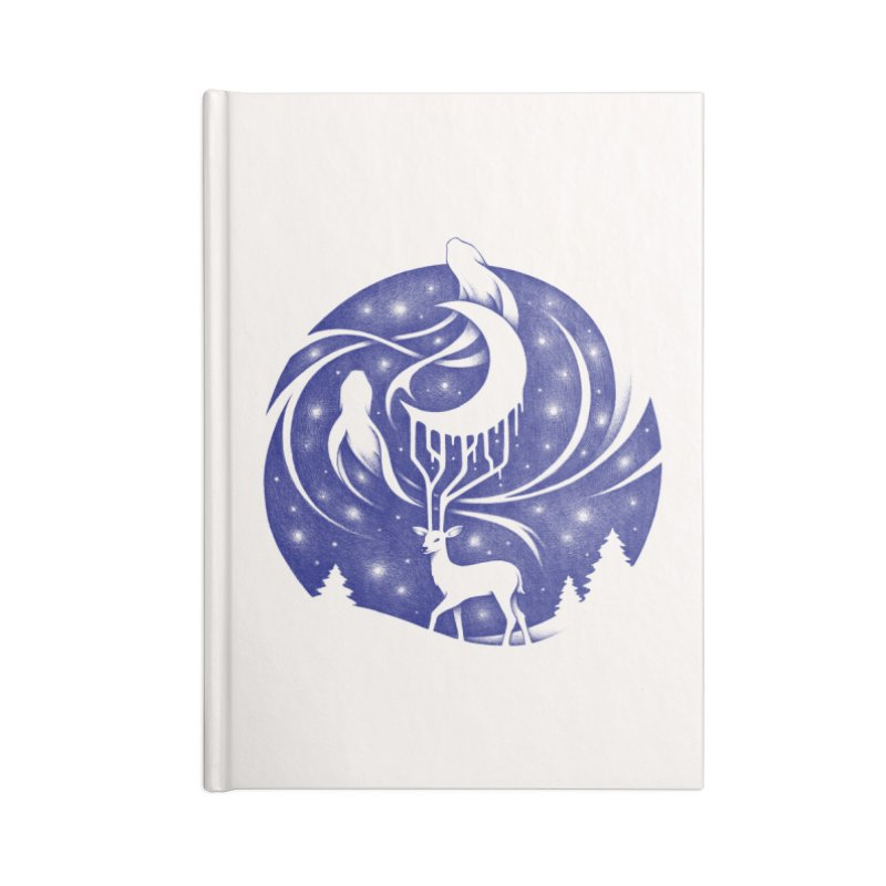 Spirits of the Night Accessories Notebook by Buko