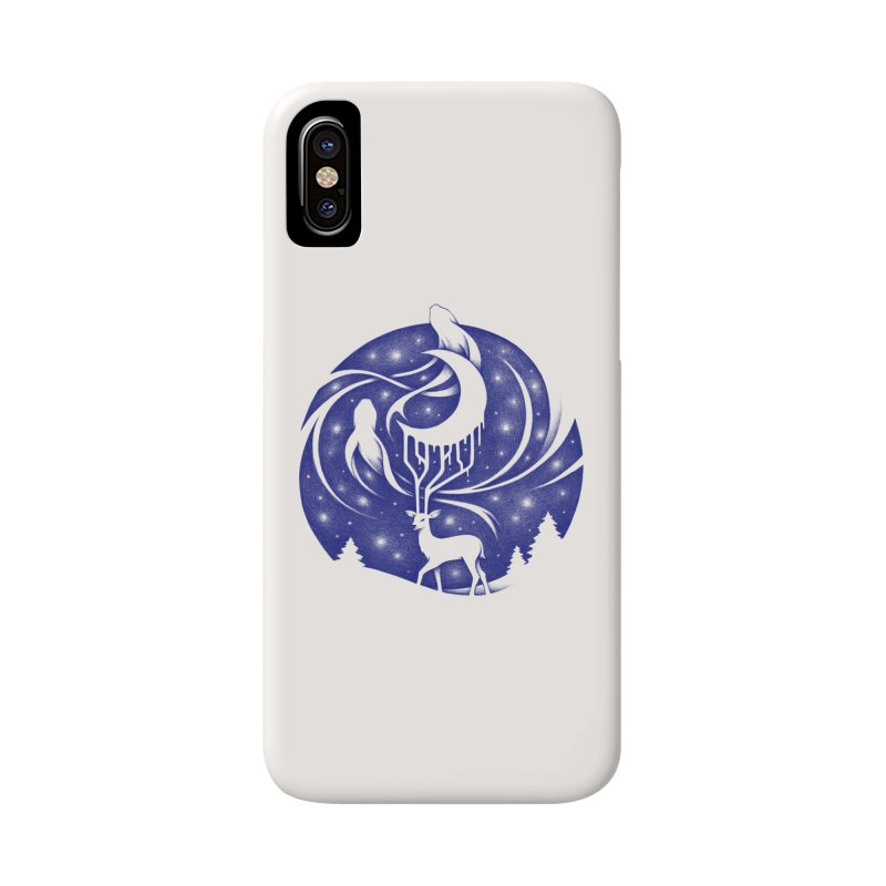 Spirits of the Night Accessories Phone Case by Buko