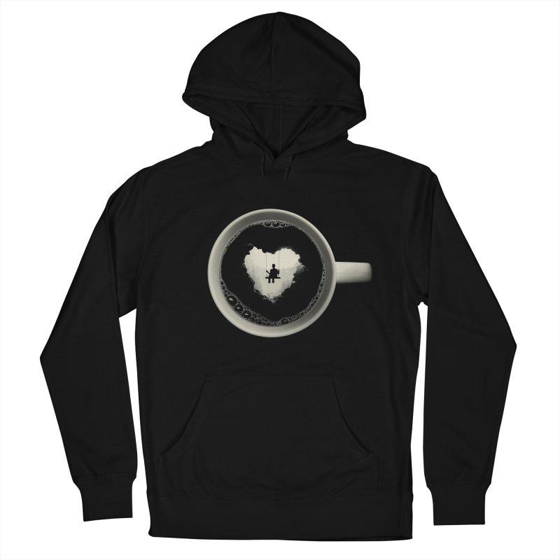 Coffee Break Women's Pullover Hoody by Buko