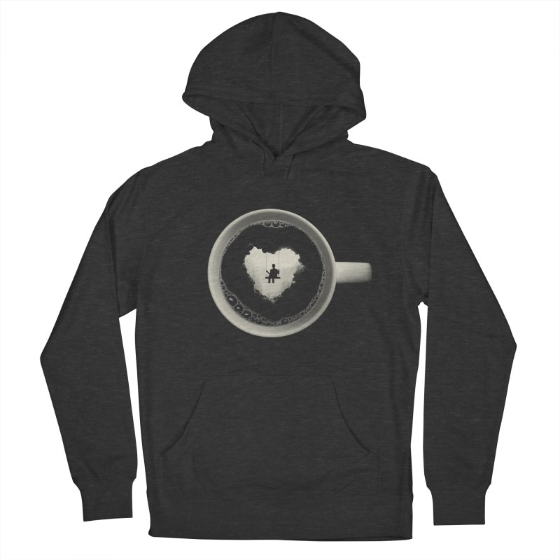 Coffee Break Men's Pullover Hoody by Buko