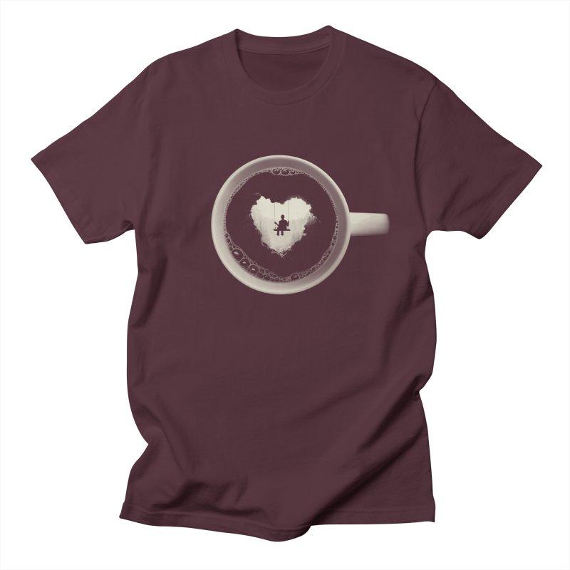 Coffee Break Women's Unisex T-Shirt by Buko