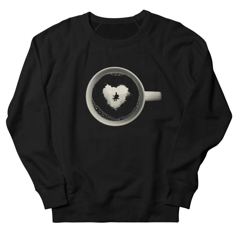 Coffee Break Men's Sweatshirt by Buko
