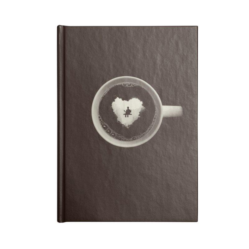Coffee Break Accessories Notebook by Buko