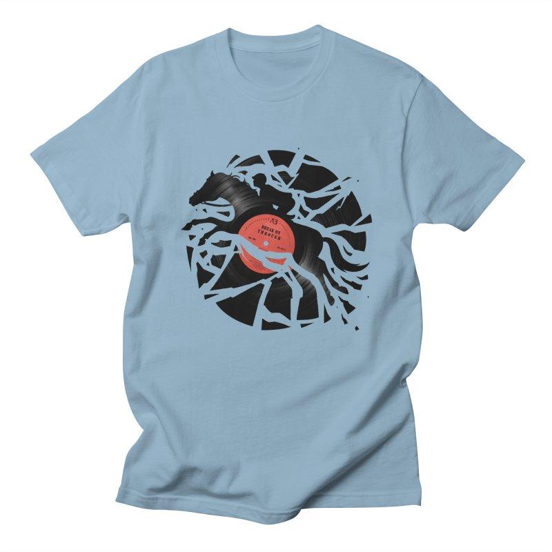 Disc Jockey Men's T-shirt by Buko