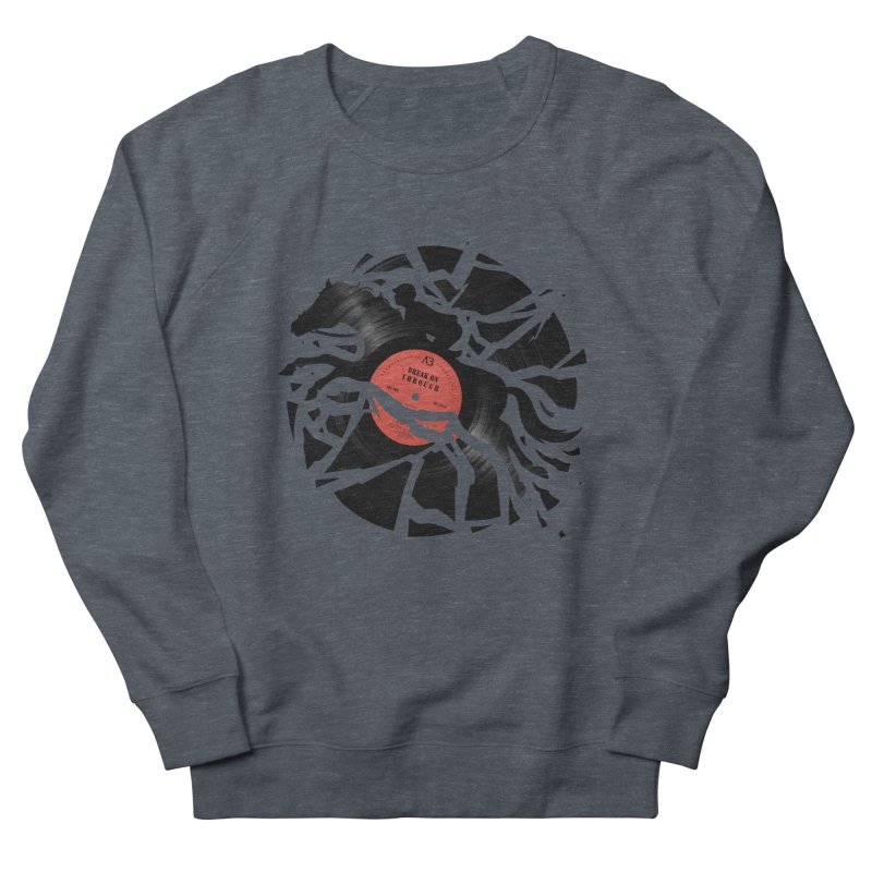 Disc Jockey Men's Sweatshirt by Buko