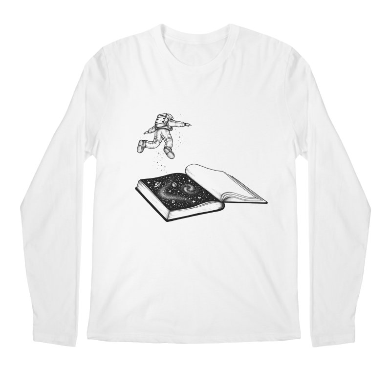 Dive In Men's Longsleeve T-Shirt by Buko