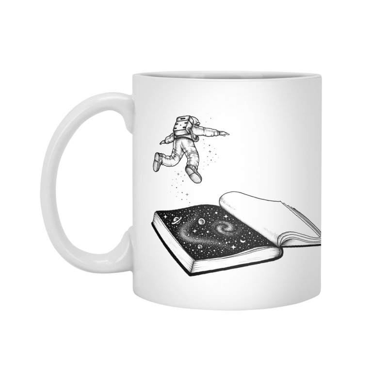Dive In Accessories Mug by Buko