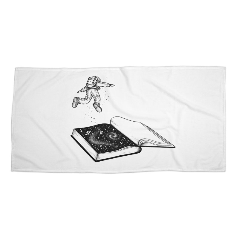 Dive In Accessories Beach Towel by Buko