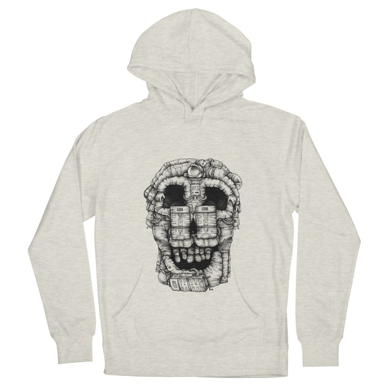 Voluptuous Death  Women's Pullover Hoody by Buko