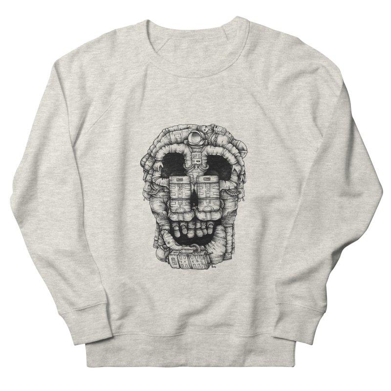 Voluptuous Death  Women's Sweatshirt by Buko