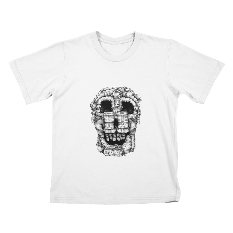 Voluptuous Death  Kids T-shirt by Buko