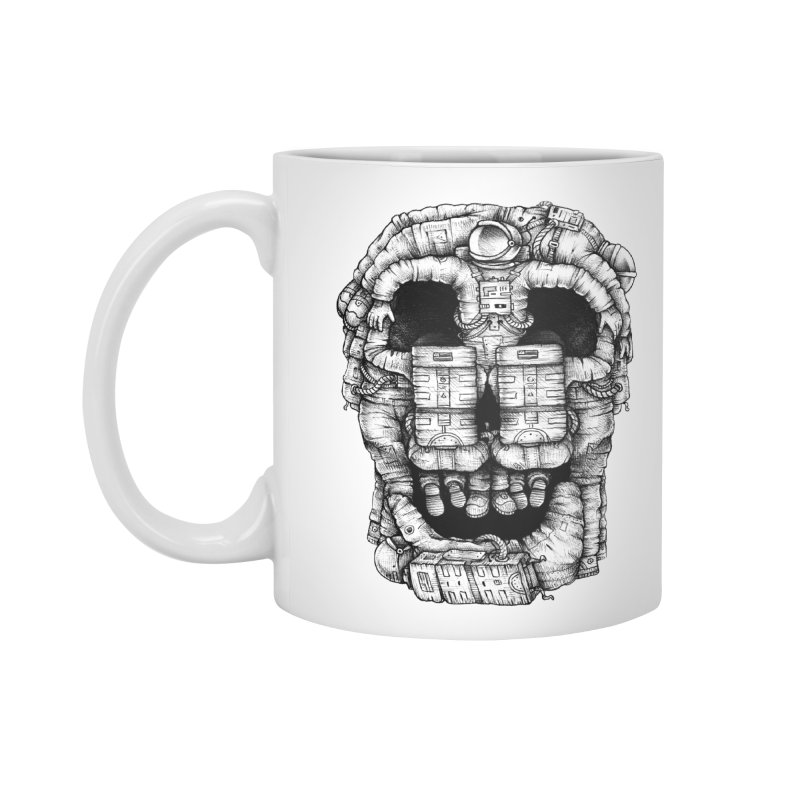 Voluptuous Death  Accessories Mug by Buko