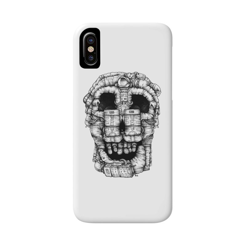 Voluptuous Death  Accessories Phone Case by Buko