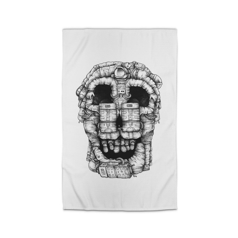 Voluptuous Death  Home Rug by Buko