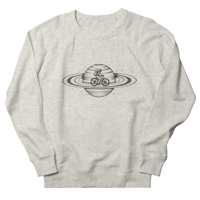 Space Ride Women's Sweatshirt by Buko
