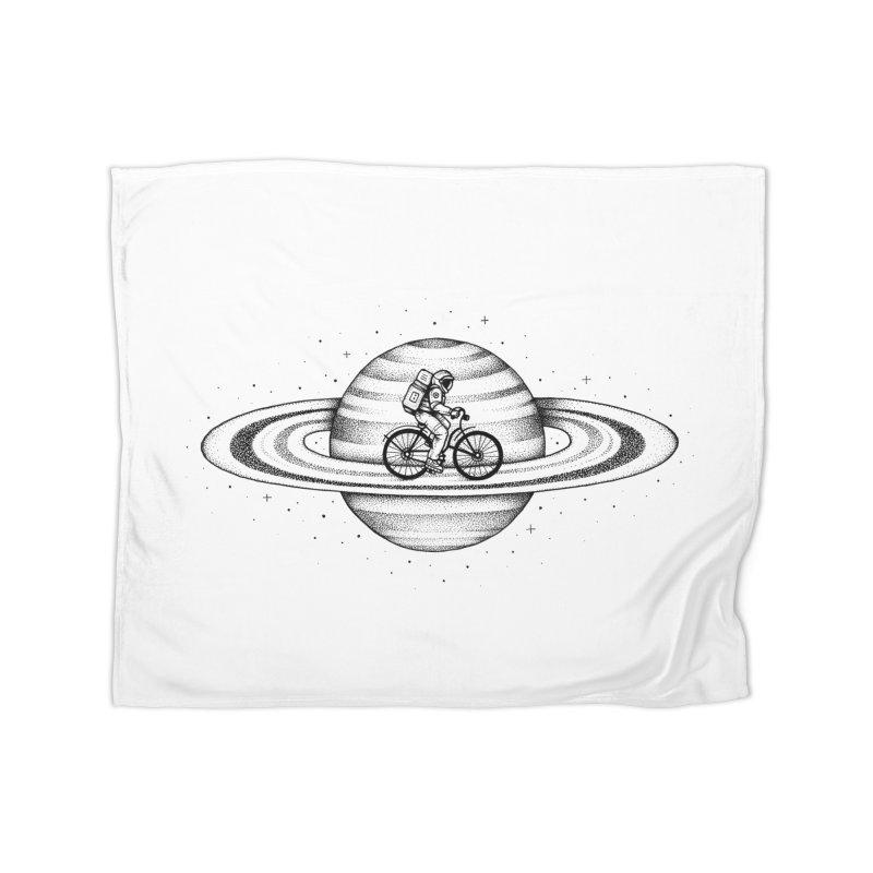Space Ride Home Blanket by Buko