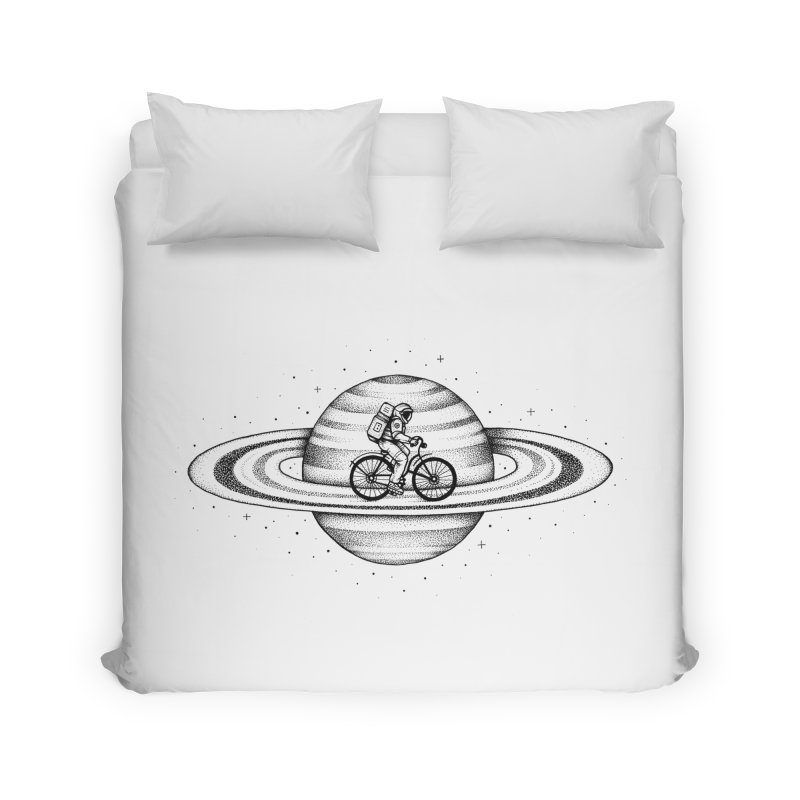 Space Ride Home Duvet by Buko
