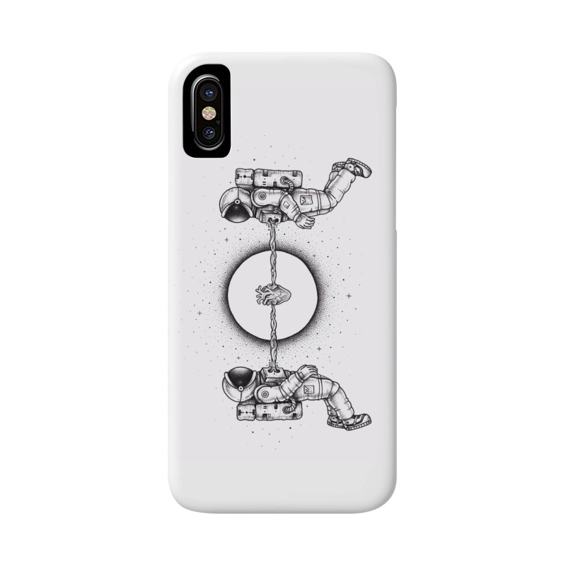 Cosmic Love Accessories Phone Case by Buko