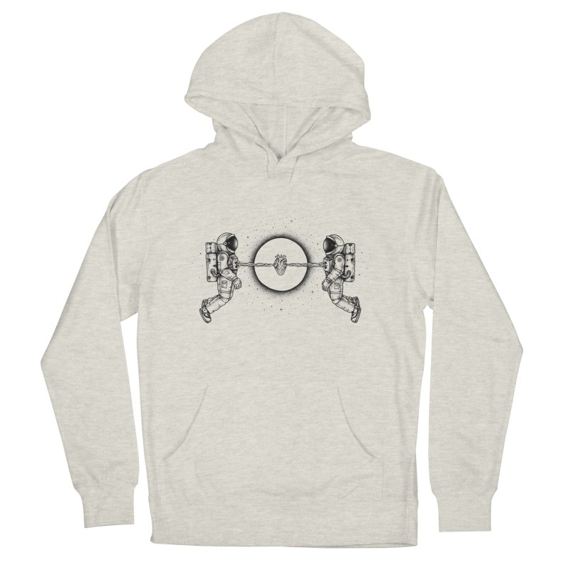 Cosmic Love Men's Pullover Hoody by Buko