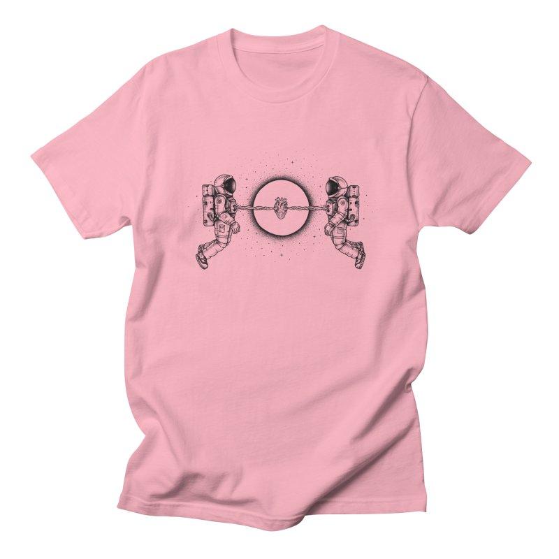 Cosmic Love Men's T-shirt by Buko