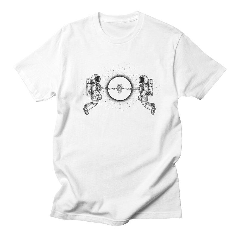 Cosmic Love Women's Unisex T-Shirt by Buko