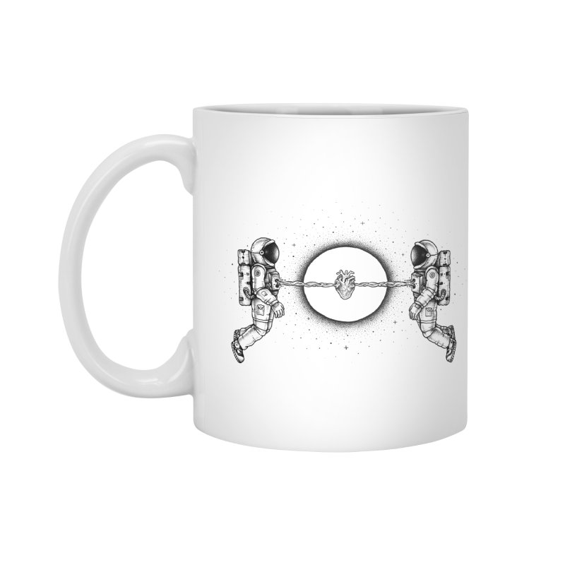 Cosmic Love Accessories Mug by Buko