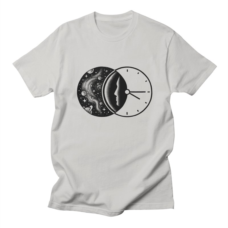 Space and Time Men's T-shirt by Buko
