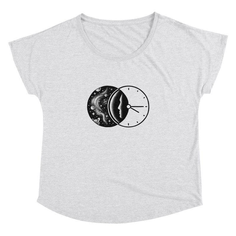 Space and Time Women's Dolman by Buko