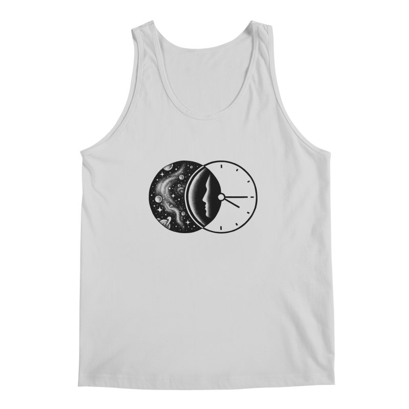 Space and Time Men's Tank by Buko