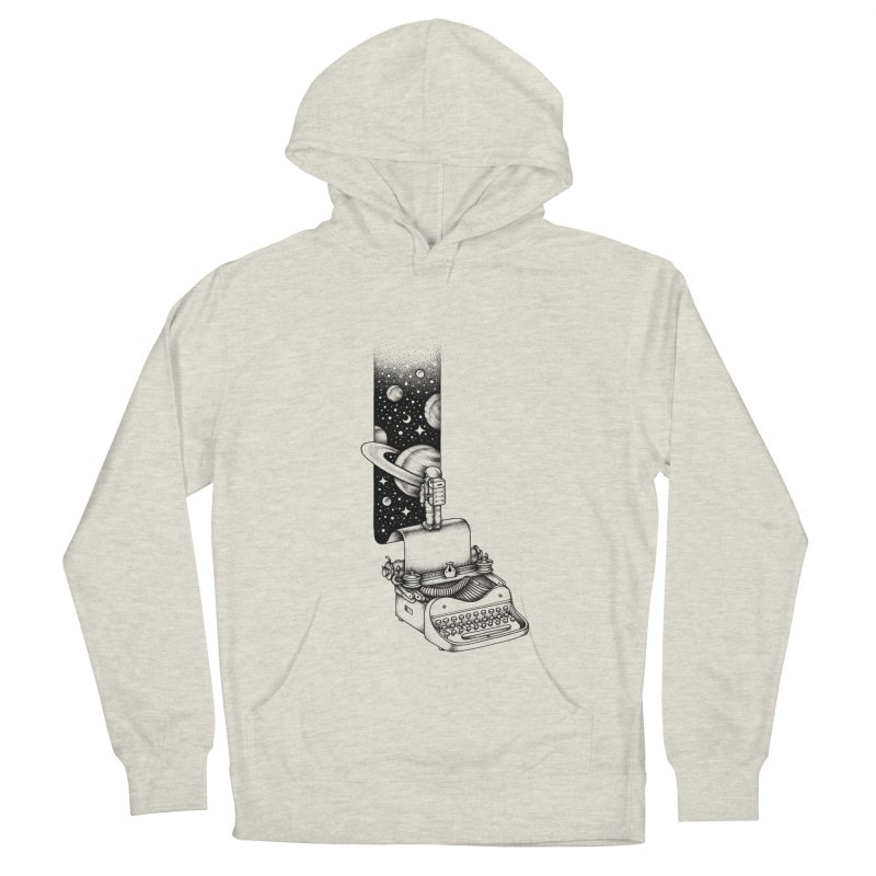 Interstellar Journey Men's Pullover Hoody by Buko