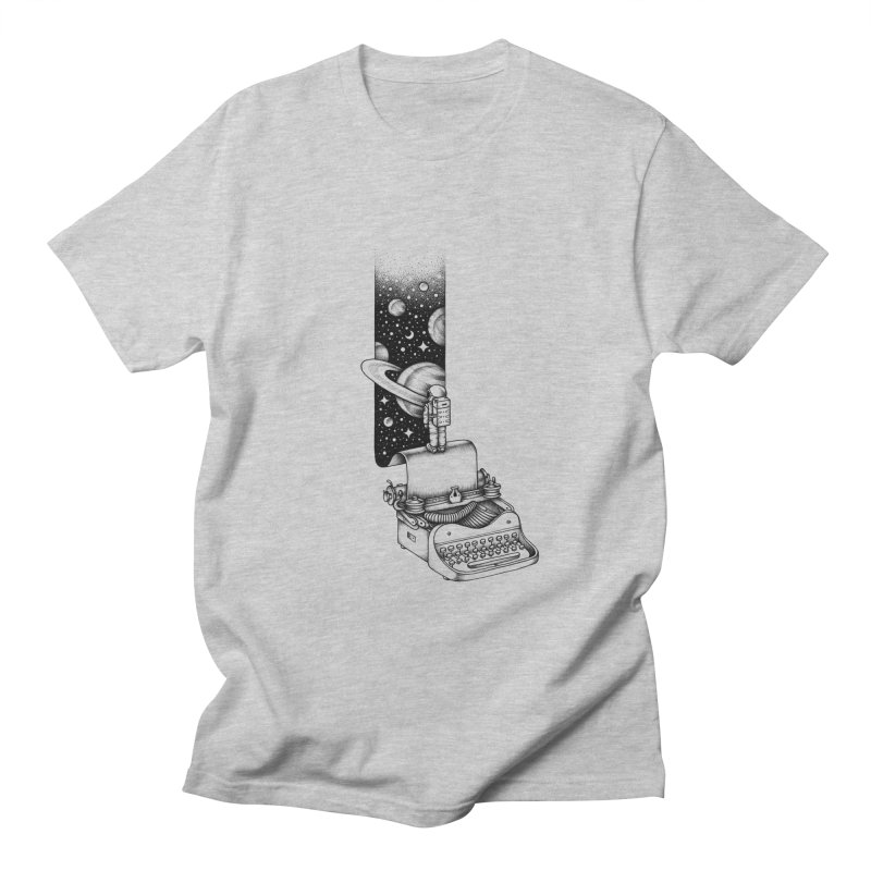Interstellar Journey Women's Unisex T-Shirt by Buko