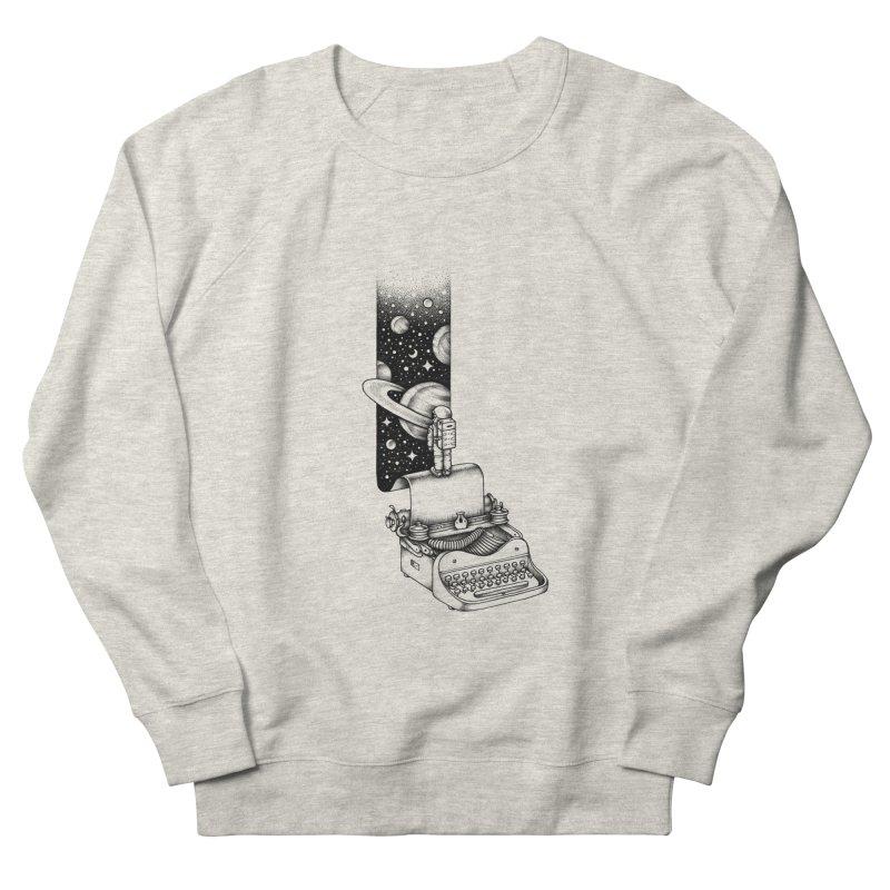 Interstellar Journey Women's Sweatshirt by Buko