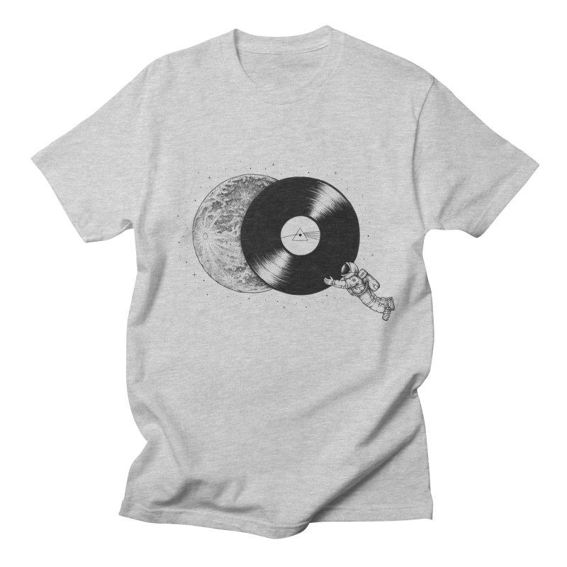 The Dark Side of the Moon Women's Unisex T-Shirt by Buko