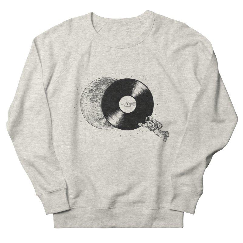 The Dark Side of the Moon Women's Sweatshirt by Buko