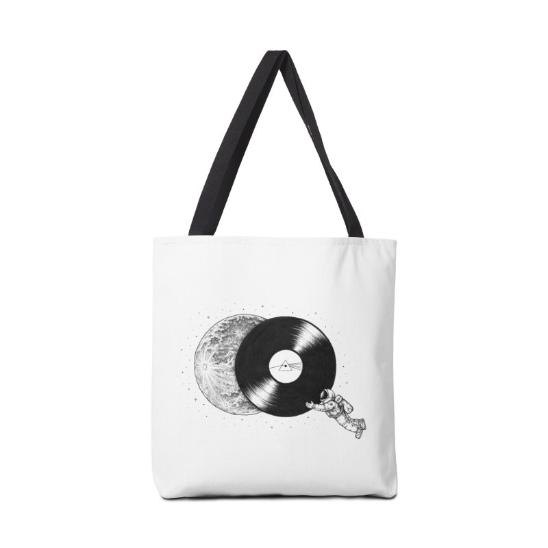 The Dark Side of the Moon Accessories Bag by Buko