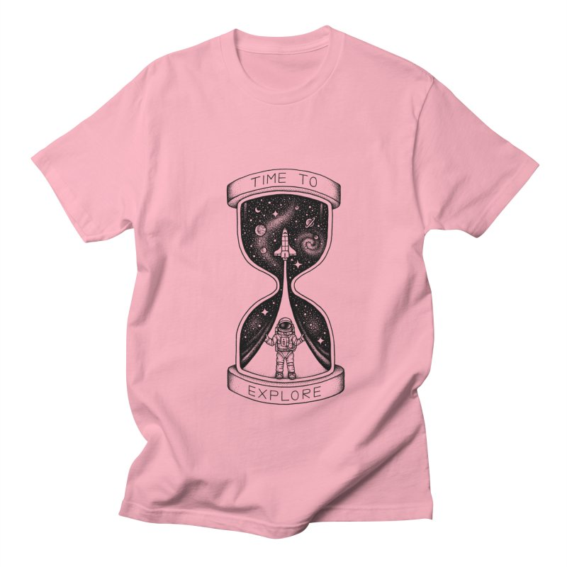 Time to Explore Women's Unisex T-Shirt by Buko