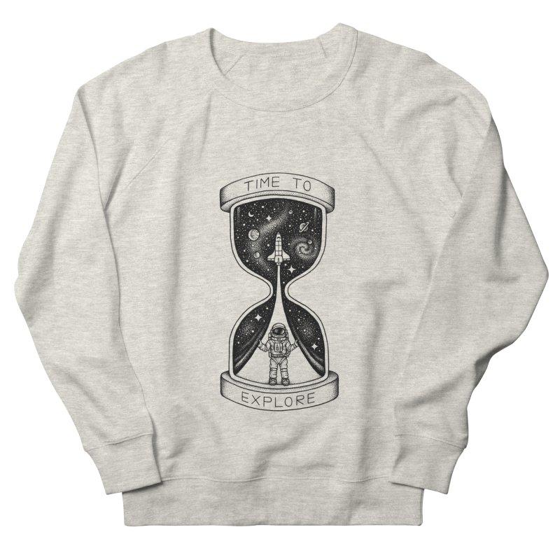 Time to Explore Men's Sweatshirt by Buko