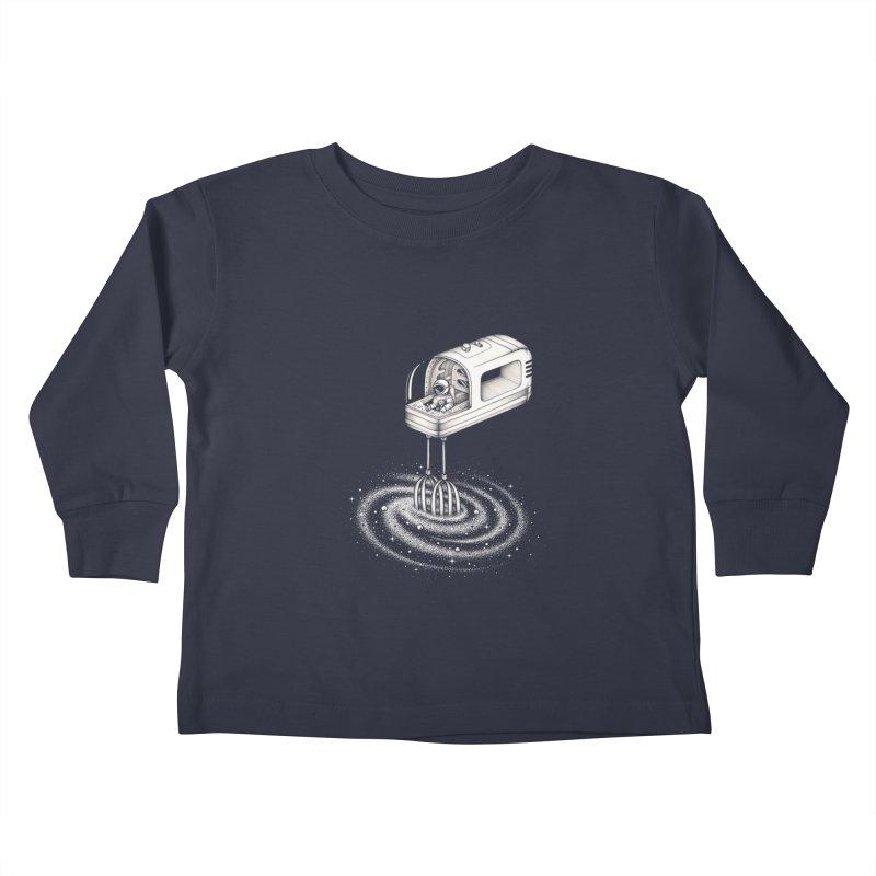 Mix It Up Kids Toddler Longsleeve T-Shirt by Buko