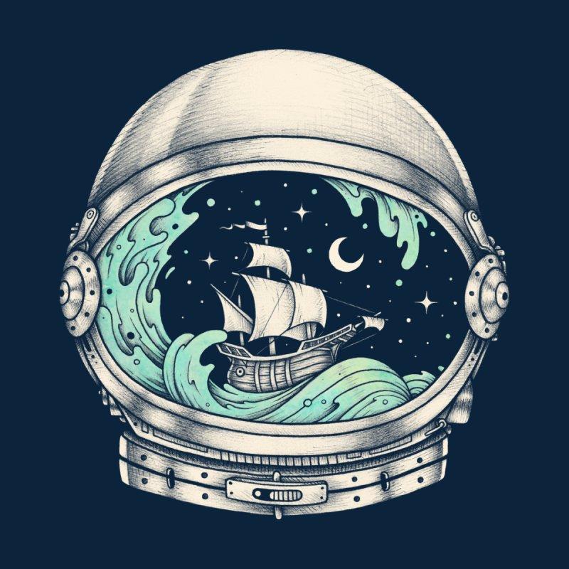 Spaceship by Buko