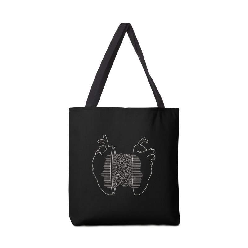 Love Will Tear Us Apart Accessories Bag by Buko