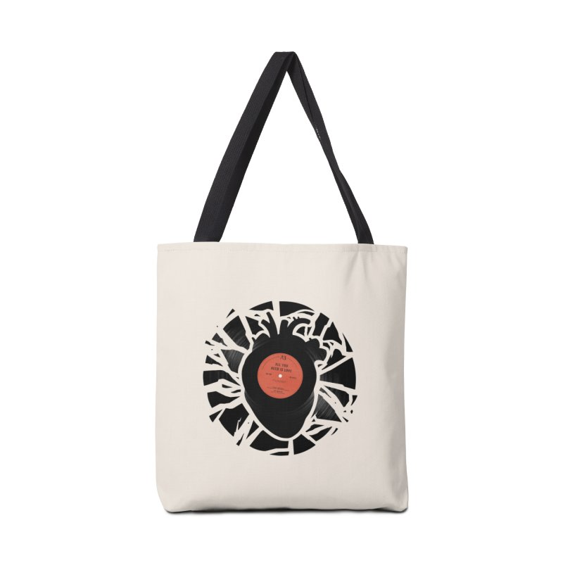All You Need Is Love Accessories Bag by Buko