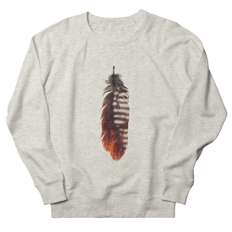 Eternal Flame Men's Sweatshirt by Buko