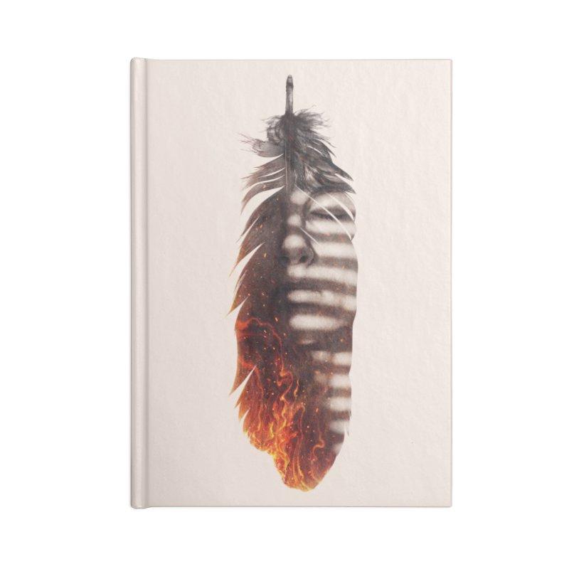 Eternal Flame Accessories Notebook by Buko