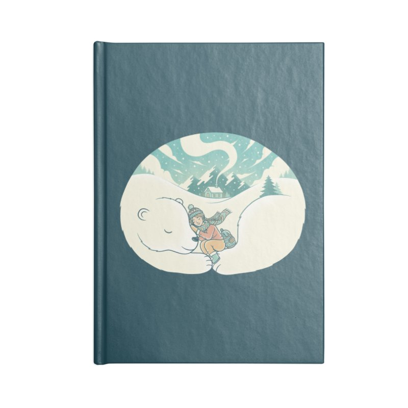 Cozy Winter Accessories Notebook by Buko